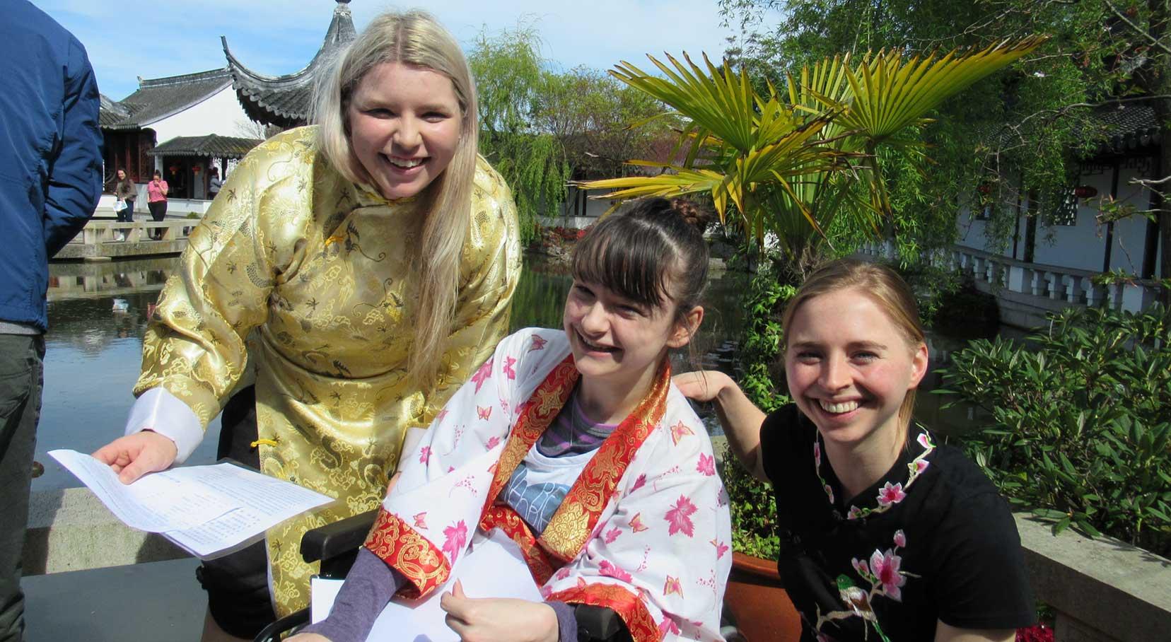 Dunedin Chinese Garden Volunteers
