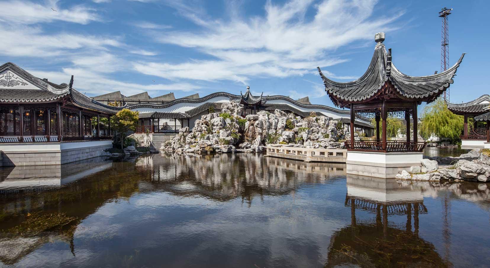 Dunedin Chinese Garden - Tours