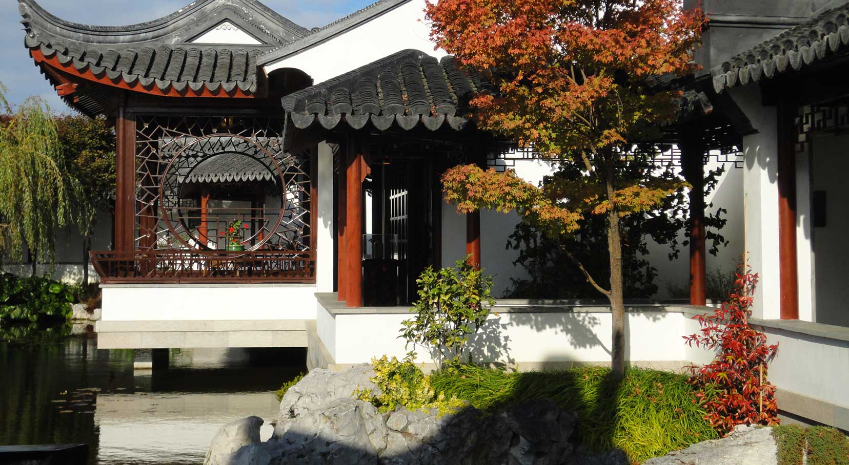 Dunedin Chinese Garden - About the garden