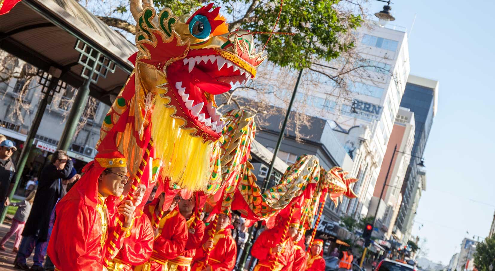 Dunedin Chinese Garden Events