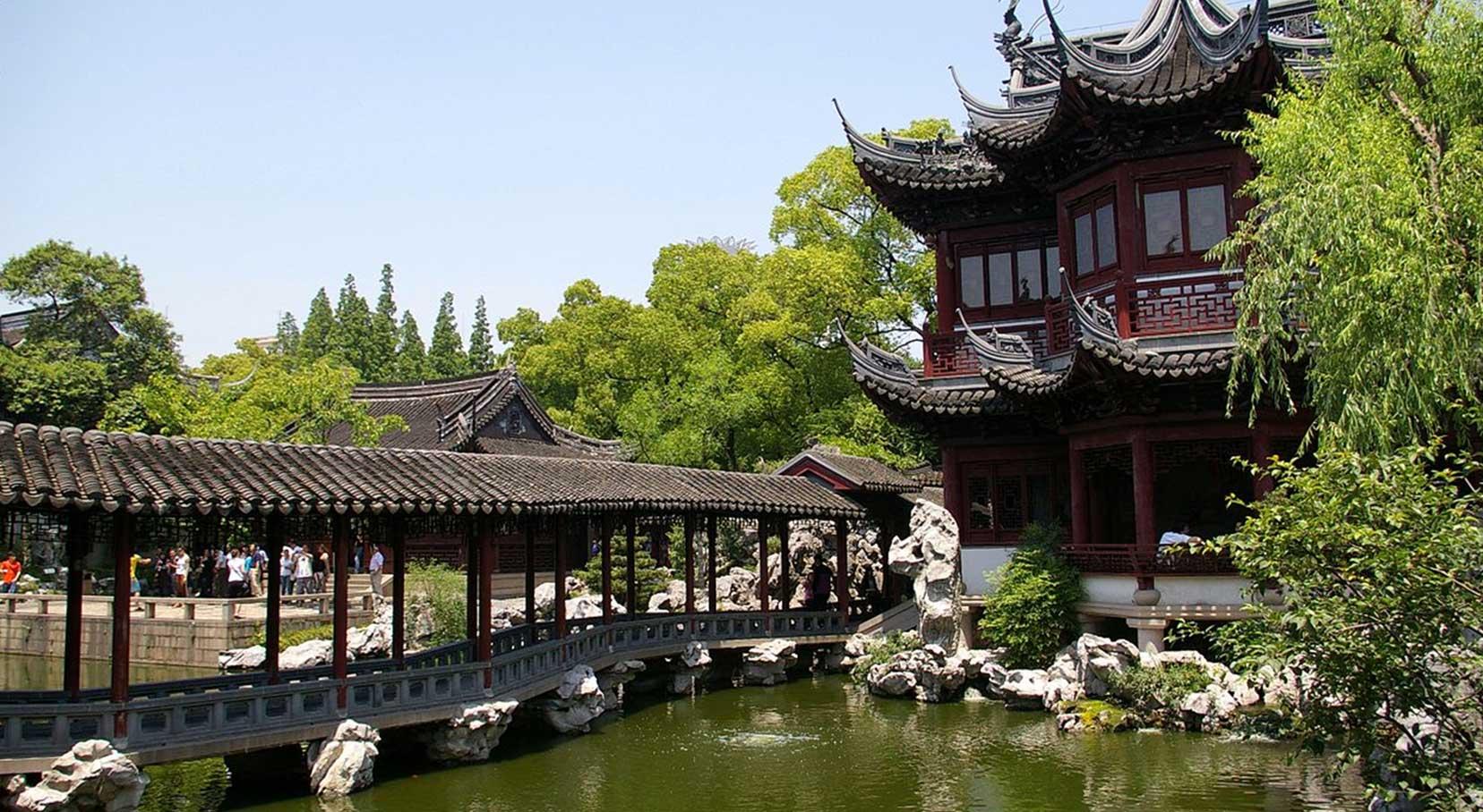 Dunedin Chinese Garden - Sister Garden Yu Yuan