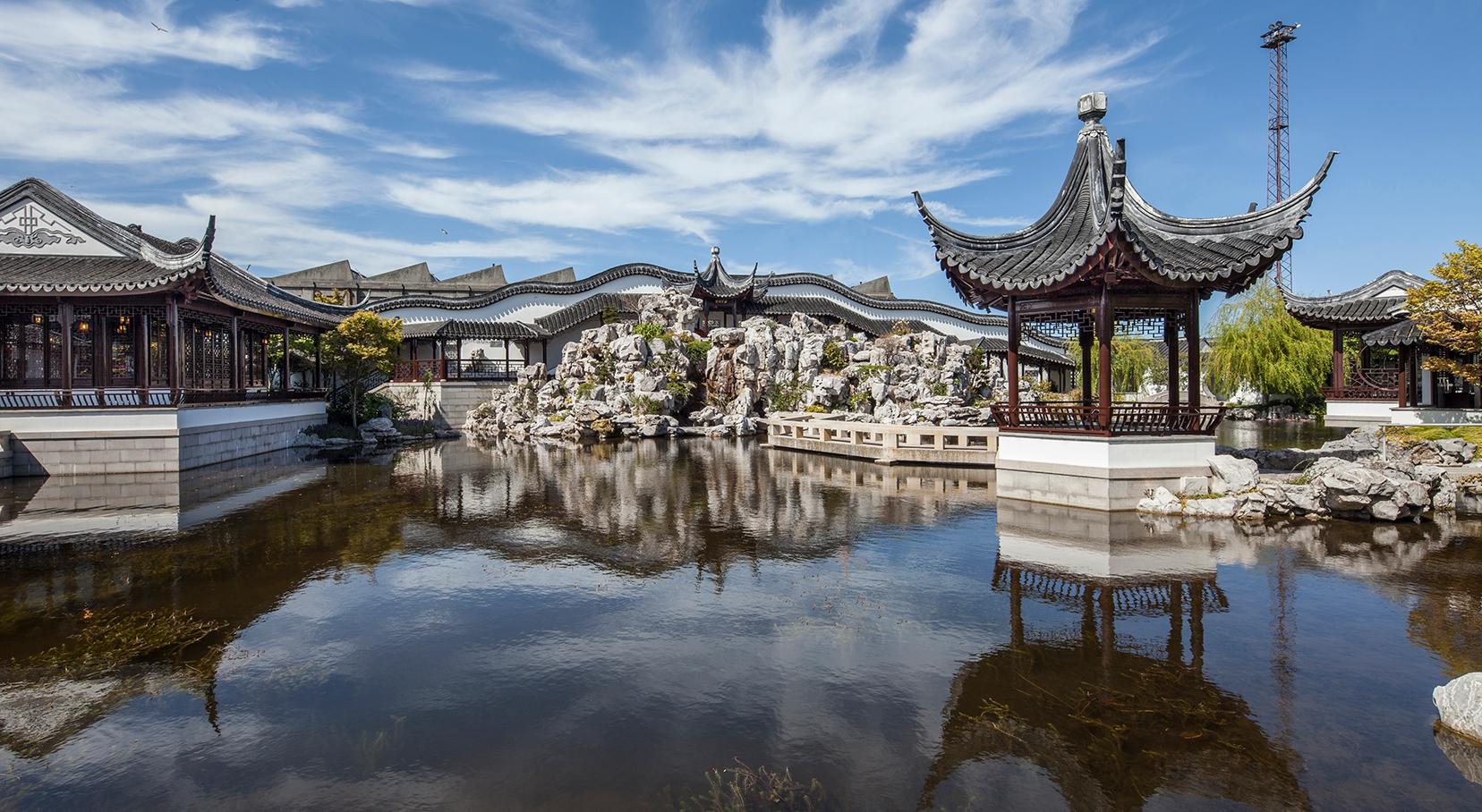 Home Dunedin Chinese Garden
