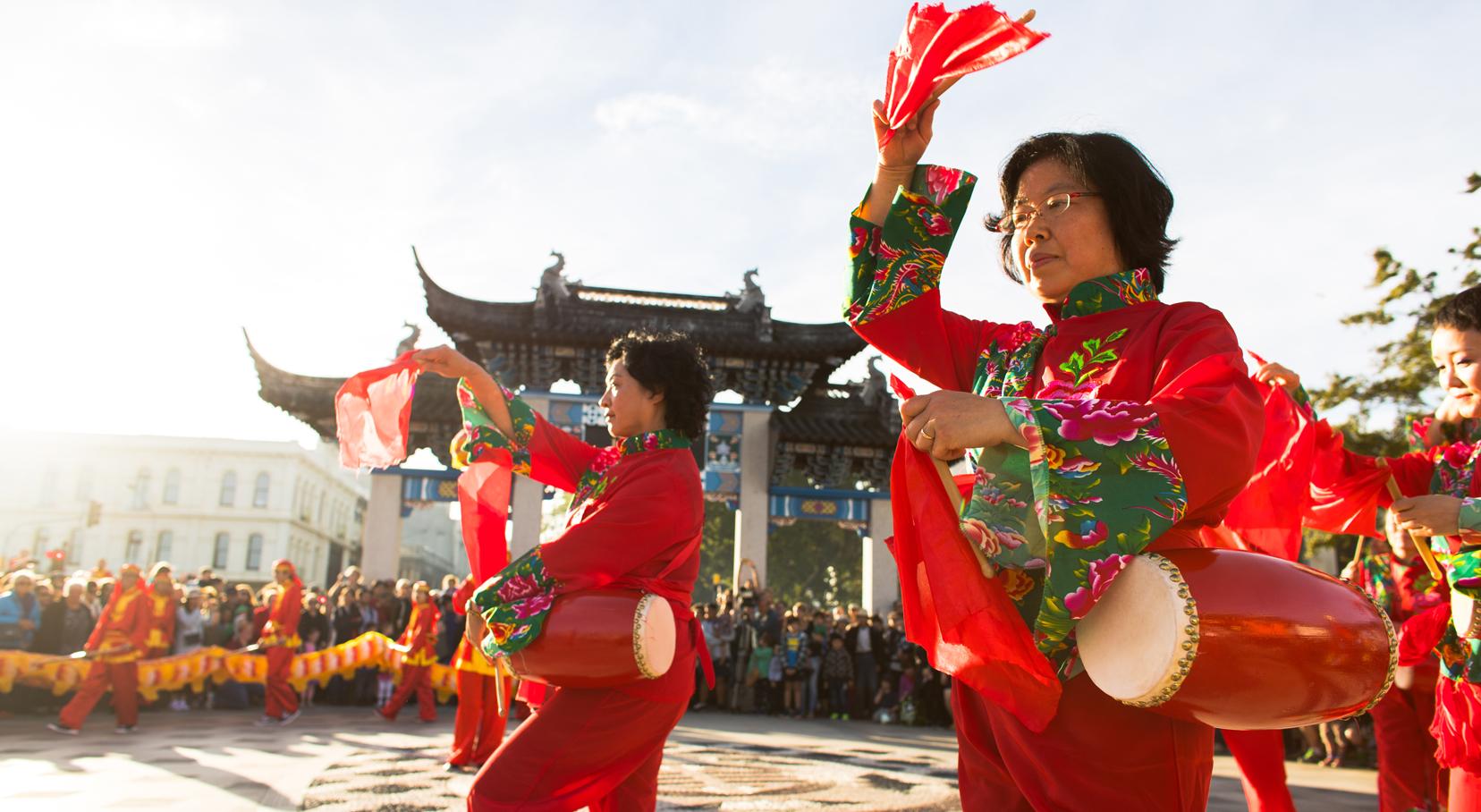 Dunedin Chinese Garden - Chinese New Year