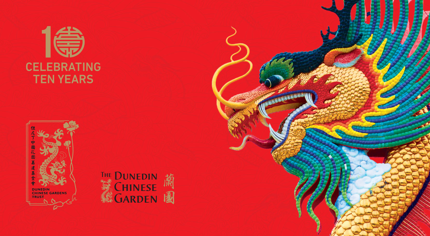 Dunedin Chinese Garden - Ten Year Celebrations